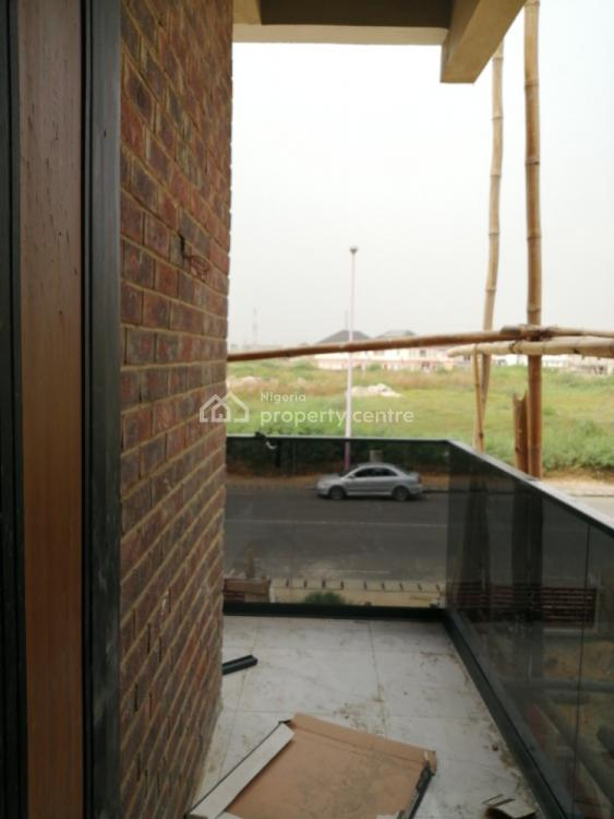 Contemporary Built 5 Bedroom Fully Detached Duplex with a Room Bq, Ajah, Lagos, Detached Duplex for Sale