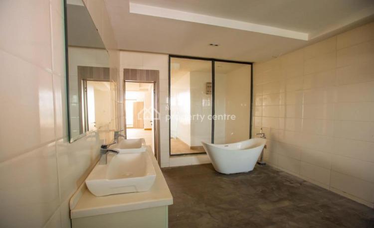 Luxury 4 Bedroom Semi Detached with Bq, Osborne Phase 2, Ikoyi, Lagos, Semi-detached Duplex for Sale