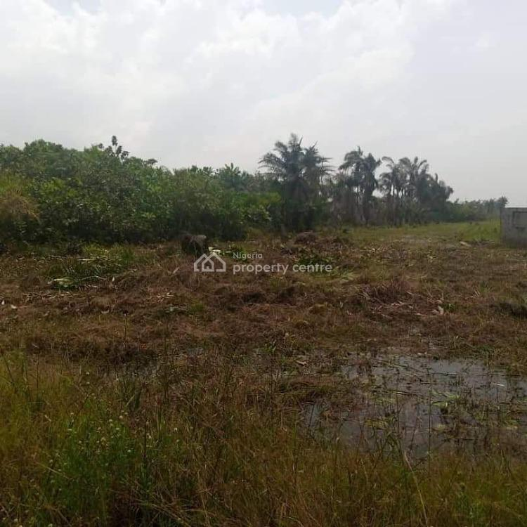 Land with Government Allocation/c of O, Behind Amen Phase 2 Estate Eluju, Ibeju Lekki, Lagos, Mixed-use Land for Sale