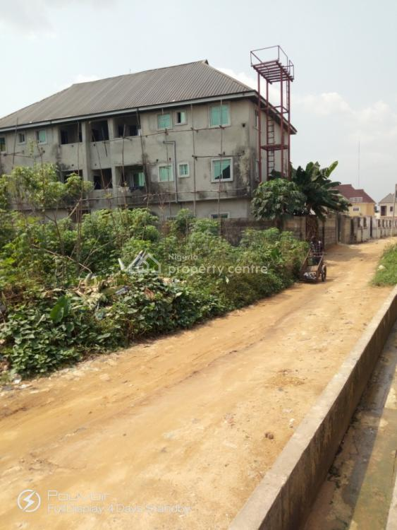 Genuine 1 Plot with Federal Light, Majesty Estate Opposite Dommion City Church Nta Rd Mgbuoba, Port Harcourt, Rivers, Residential Land for Sale