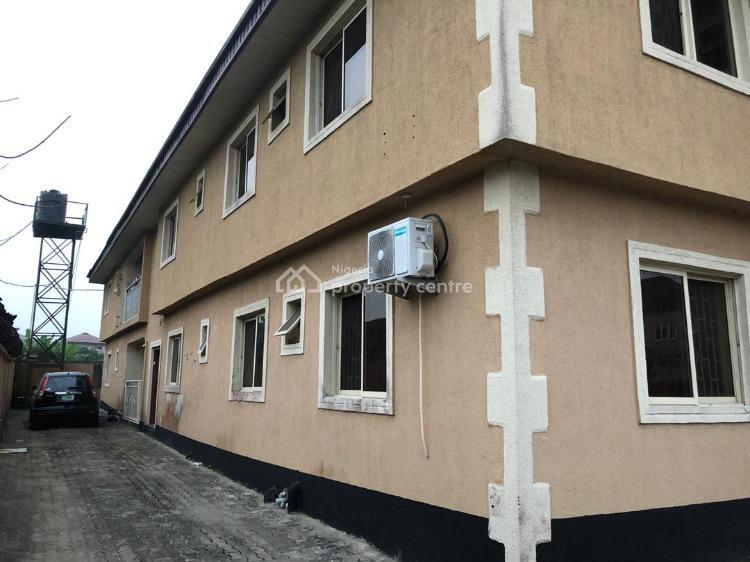 Four Flats of 3 Bedroom, Sunview Estate Opposite Crown Estate, Sangotedo, Ajah, Lagos, Block of Flats for Sale