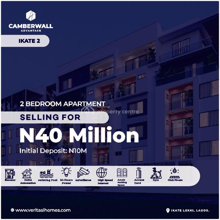 Luxury 2 Bedroom Apartment, Ikate, Ikate Elegushi, Lekki, Lagos, Block of Flats for Sale