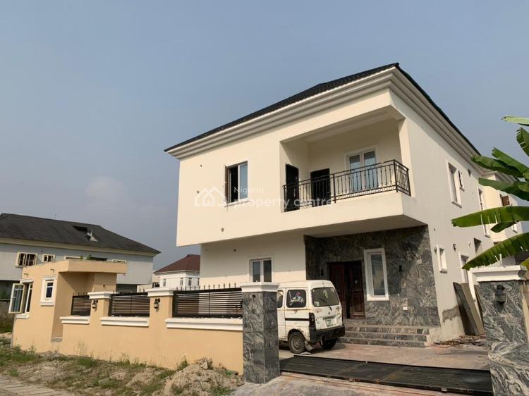 a Newly Built 5 Bedroom Detached Duplex with a Room Bq, Sangotedo, Ajah, Lagos, Detached Duplex for Sale