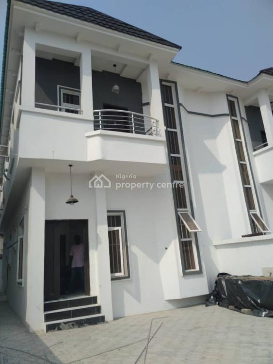Luxury 4 Bedroom Semi Detached Duplex in a Choice Location with Good Title, Ajah, Lagos, Semi-detached Duplex for Sale