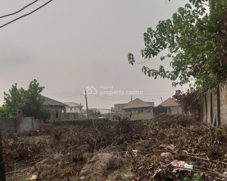 Dry Land, Palmsbay Estate, Abijo, Lekki, Lagos, Land for Sale