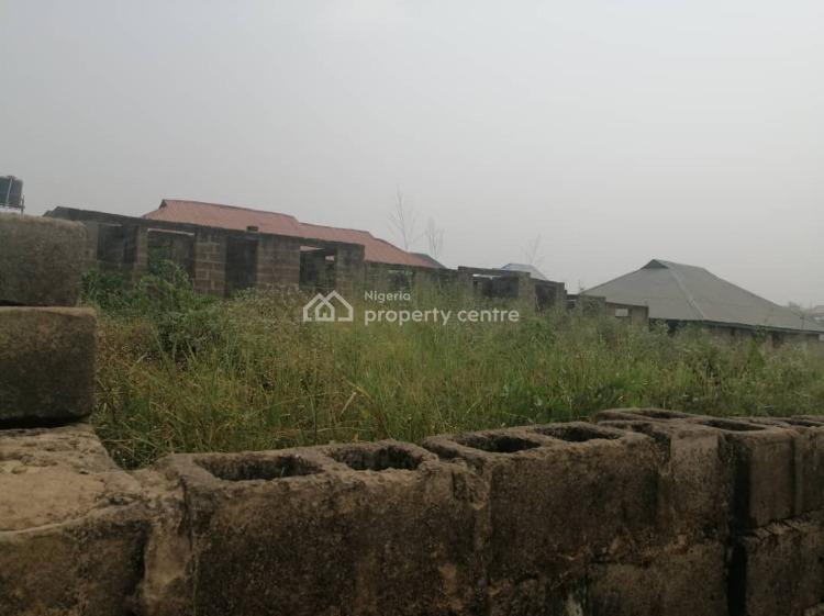 Twin Flat of 2 Bedroom with a Bq, Ifeoluwa Raod 2, Araba Oluwo, Oluwo Off Ibadan -ife Express Road, Ibadan, Oyo, Block of Flats for Sale
