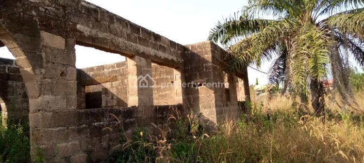 3 Bedroom on 2 Plots of Land, : Behind Seed of Life Ologuneru, Ibadan, Oyo, House for Sale