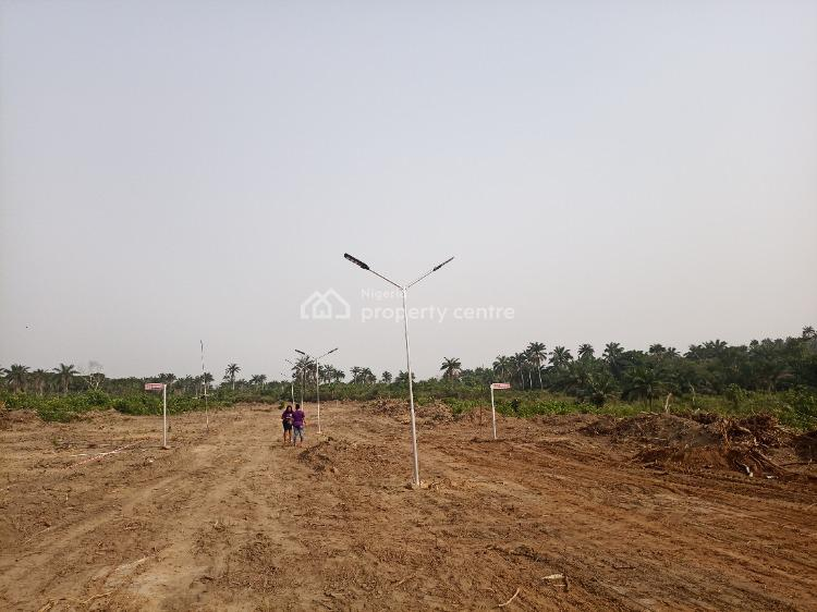 Most Cheapest & Gated Estate in Built Up Location, Royal Crest Garden Atan Town,, Ijebu North East, Ogun, Mixed-use Land for Sale