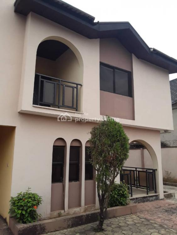 a Detached Wing Duplex in a Serene Environment, Idowu- Egbe, Off Lasu Isheri Express Way, Greenland Estate, Isheri Olofin, Alimosho, Lagos, Semi-detached Duplex for Sale