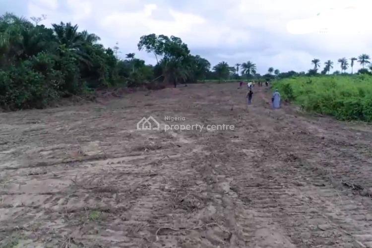 Land, Behind Lekki Free Trade Zone Iba Oloja, Ibeju Lekki, Lagos, Mixed-use Land for Sale