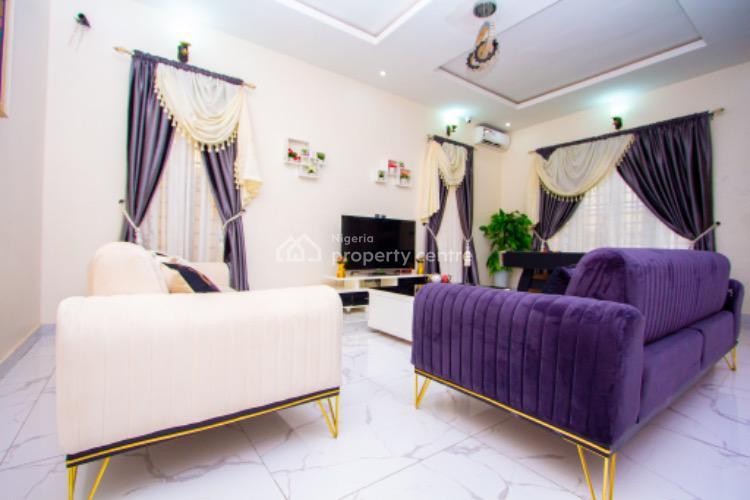 Luxury 4 Bedroom Duplex with 24 Hours Electricity, Road 2, Ikota, Lekki, Lagos, House Short Let