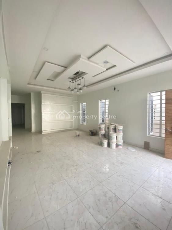 Newly Built 4 Bedroom Semi Detached Duplex, Second Tollgate, Lekki, Lagos, Semi-detached Duplex for Sale