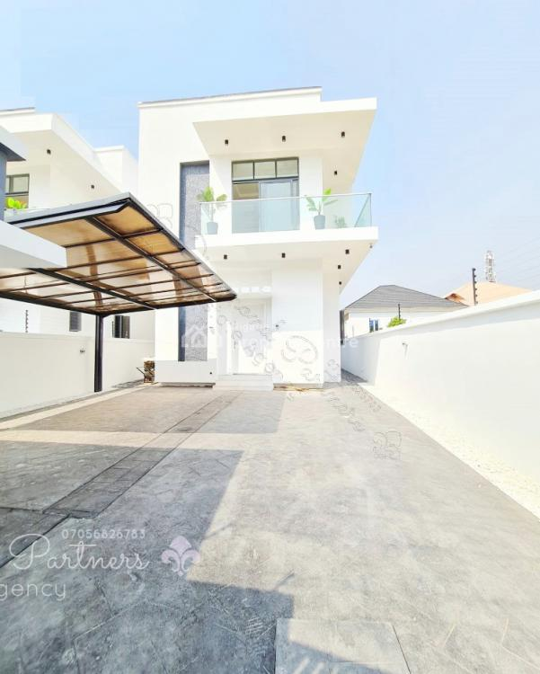 Luxury 5 Bedroom Detached Duplex, Osapa London, Osapa, Lekki, Lagos, Detached Bungalow for Sale