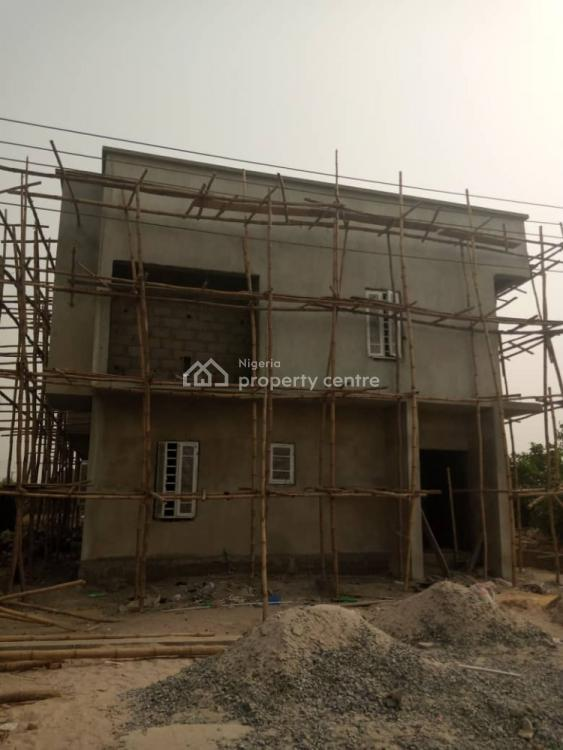 3 Bedroom Semi Detached with Bq, Beachwood Estate, Ibeju Lekki, Lagos, Semi-detached Duplex for Sale