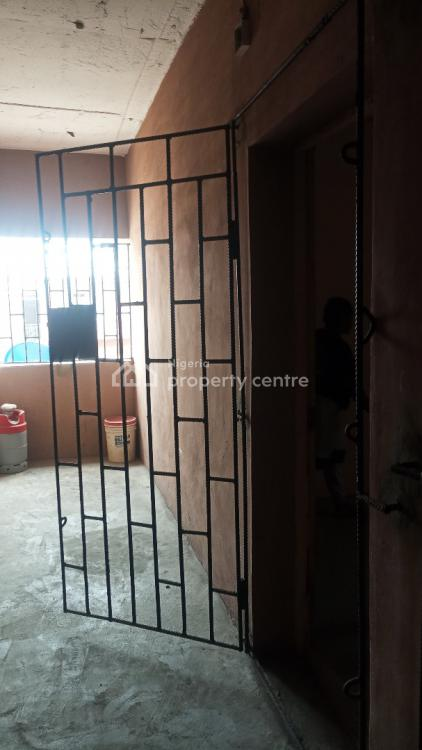 Clean Decent Single Self, Yaba, Lagos, Self Contained (single Rooms) for Rent
