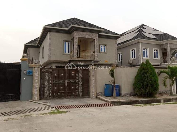 Recently Built 5 Bedroom Detached House, Shangisha, Magodo, Lagos, Detached Duplex for Sale