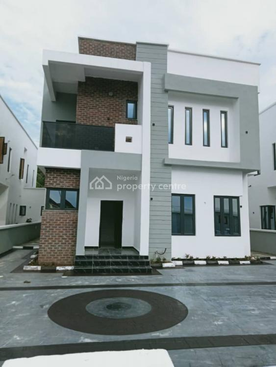 Newly Built 5 Bedroom Fully Detached Duplex with 2 Rooms Bq, 5 Bedroom Fully Detached Duplex in Royal Garden Estate, Ajah, Lagos, Detached Duplex for Sale