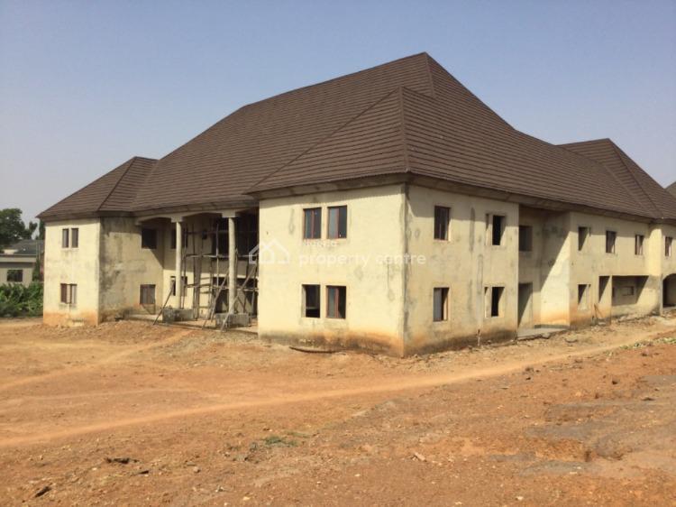 Massive School Building on 5.5ha Land with C of O, Off 1st Avenue, Gwarinpa, Abuja, School for Sale