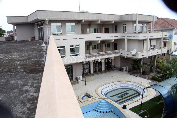 Waterfront 12 Bedrooms Duplex Property with Jetty on 3200sqm2, Admi, Lekki Phase 1, Lekki, Lagos, Detached Duplex for Sale