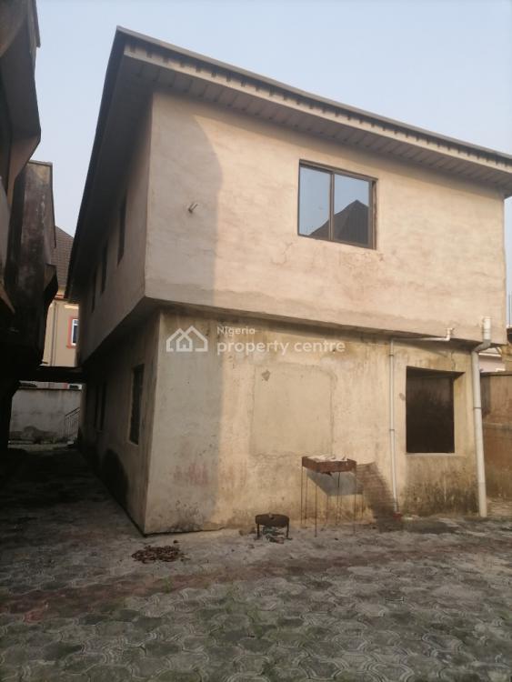 5 Bedrooms Detached Duplex with 2 Rooms Bq, Plot 1135, 6th Avenue Festac Town, Amuwo Odofin, Lagos, Detached Duplex for Sale