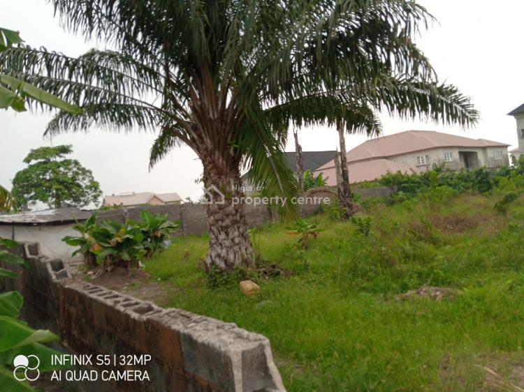 952 Sqms of Partly Fenced Land with C of O, Lekki Scheme 2 Off Ogombo Road, Abraham Adesanya, Ajah, Lagos, Residential Land for Sale
