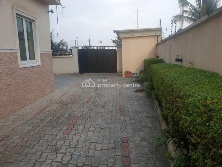 5 Bedroom Detached House with Bq, Jeremiah Agwu, Lekki, Lagos, Detached Duplex for Sale