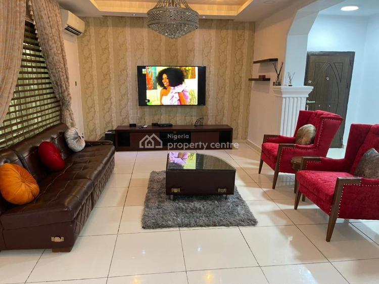 Luxury 3 Bedroom Parliament Duplex & Flat with a Swimming Pool, Horizon 2 Estate, Ikate, Lekki, Lagos, Terraced Duplex Short Let