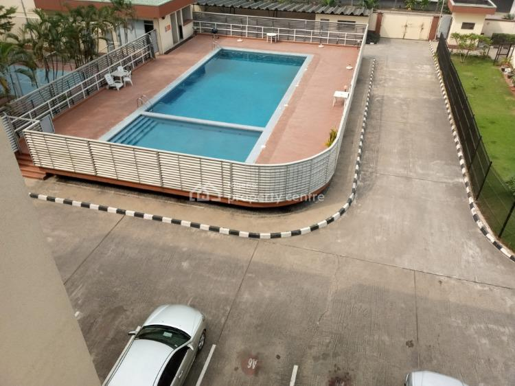 Fully Serviced 3 Bedrooms Apartment with a Room Staff Quarters, Off Bourdillon Road, Ikoyi, Lagos, Flat for Rent