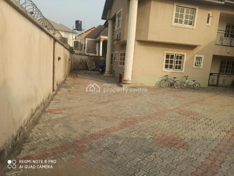 Spacious Block of 4 Number of 3 Bedroom Flats with Excellent Facilities, River Bank Estate, Opic, Isheri North, Ogun, Block of Flats for Sale