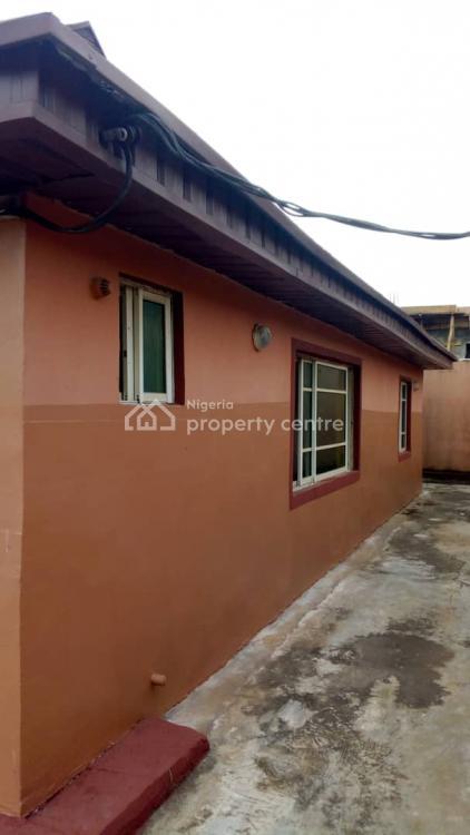 a 3 Bedroom Flat, Ronik Area, Ejigbo, Lagos, Detached Bungalow for Sale