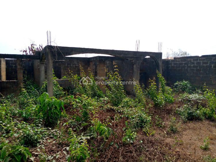 Strategic Corner Piece 2 Plots of Land in a Lovely Neighborhood, Road 3 , Ajila Area, Near Elebu Off Akala Express, Oluyole, Oyo, Residential Land for Sale
