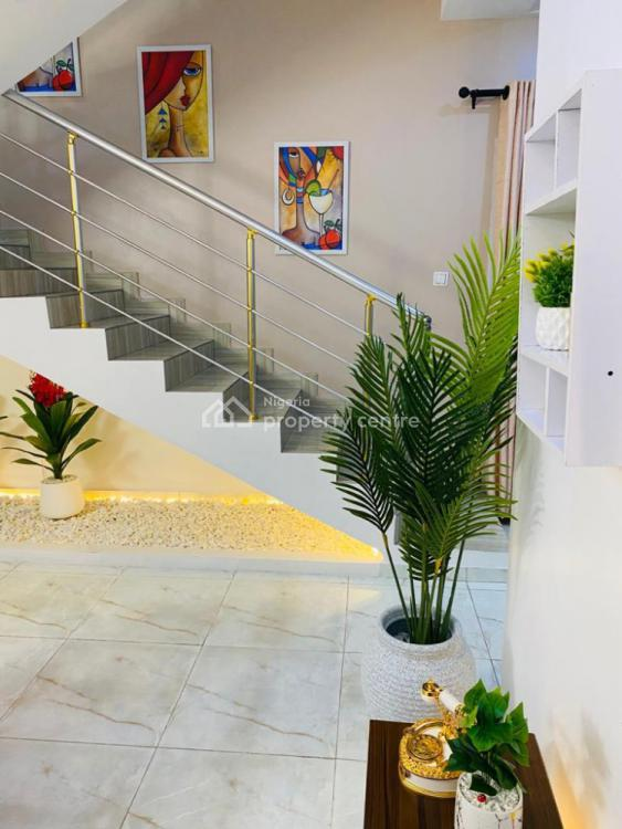 Luxury 3 Bedroom Duplex in Excellent Location, Salem, Spar Road, Lekki, Lagos, Detached Duplex Short Let