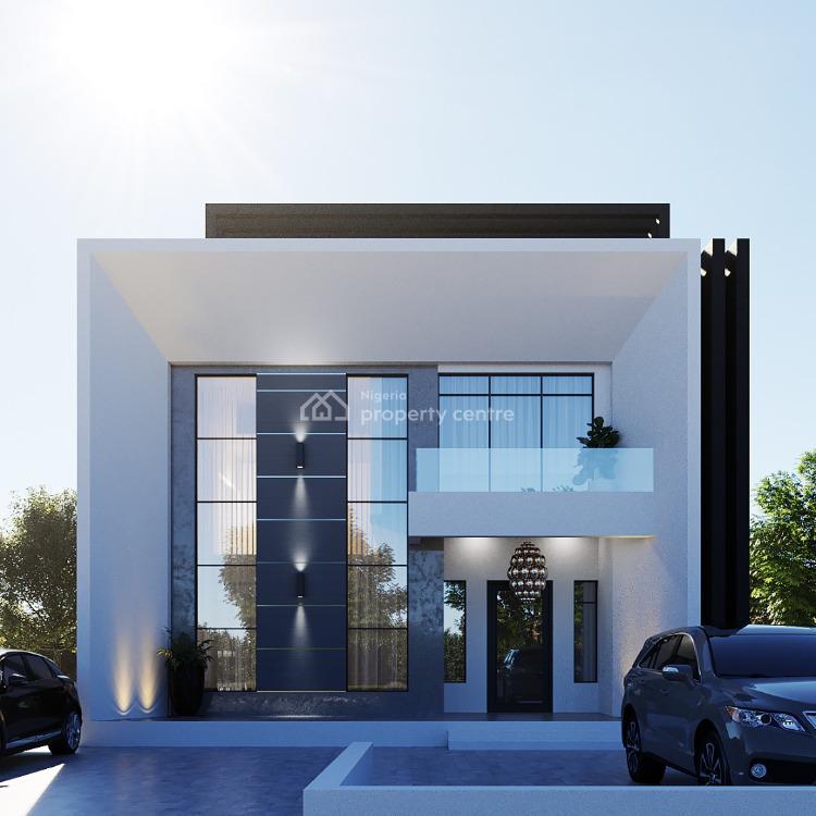 Luxury 5 Bedroom Detached House with Cinema, Osapa, Lekki, Lagos, Detached Duplex for Sale