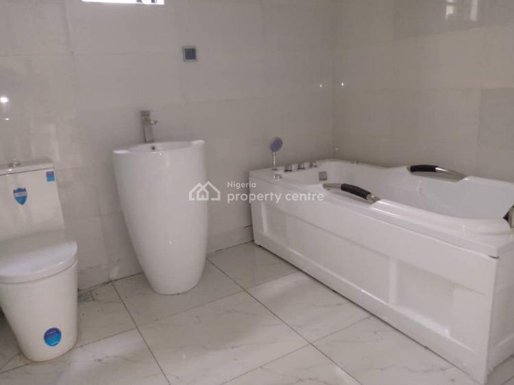4 Bedroom Fully Detached Duplex with a Room Bq, Lekki Palm City Estate, Ado, Ajah, Lagos, Detached Duplex for Sale