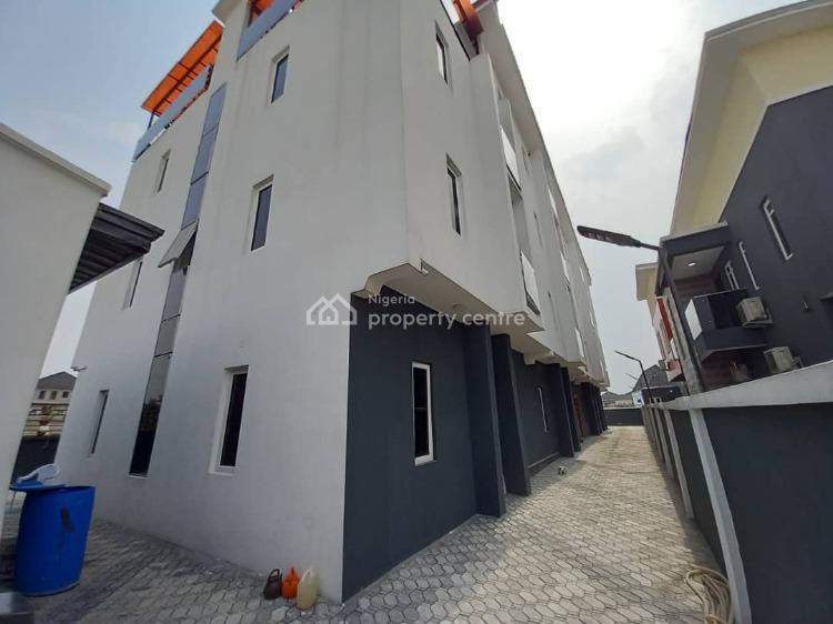 Brand  New Luxury Mini Flat, Blenco Supermarket, Opposite Skymall, Sangotedo, Ajah, Lagos, Mini Flat for Rent