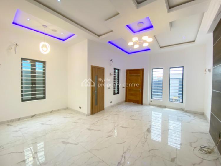 Brand New 4 Bedrooms+1bq. Semi Detached, Ikate, Lekki, Lagos, Detached Duplex for Sale