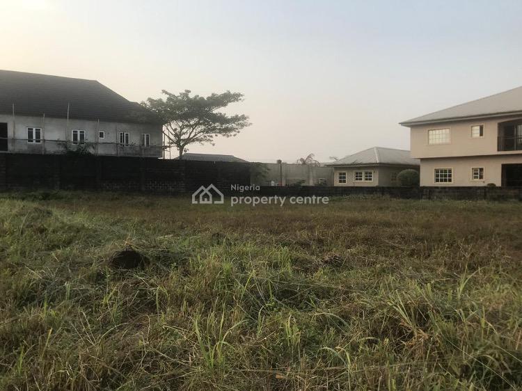 Lovely Residential 1,100sqm Land, Banana Island, Ikoyi, Lagos, Residential Land for Sale