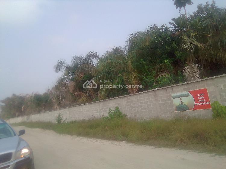5000 Plots of Land at Abijon Gra Title C of O., Abijon Gra, Lekki, Lagos, Residential Land for Sale