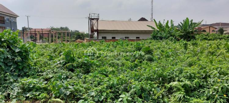 593.329sqm Plot, Off Trem Church Driveway, Obanikoro, Shomolu, Lagos, Residential Land for Sale