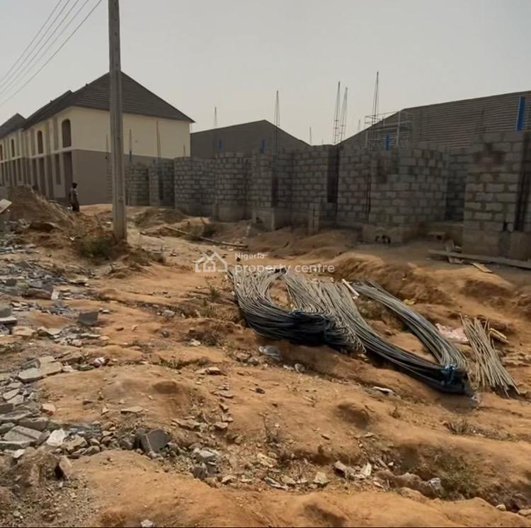 4 Bedroom Terrace Duplex + 1 Room Bq, River Park Estate, Lugbe District, Abuja, Terraced Duplex for Sale