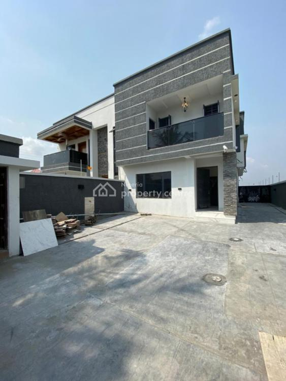 Luxury 4bedroom Duplex and a Boys Quarters with Excellent Finishing, Rd 2 Victoria Garden City, Vgc, Lekki, Lagos, Semi-detached Duplex for Sale