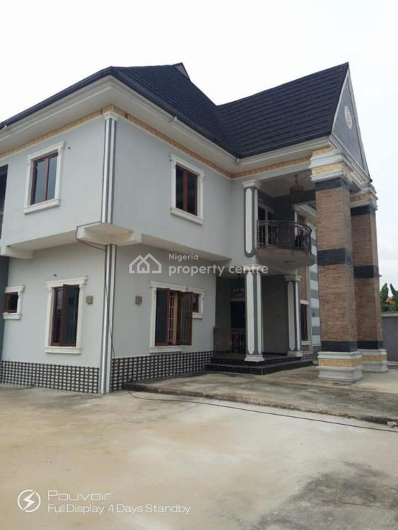 Luxury 5 Bedroom Duplex with Swimming Pool, Ozuoba, Off Nta Road, Port Harcourt, Rivers, Detached Duplex for Sale