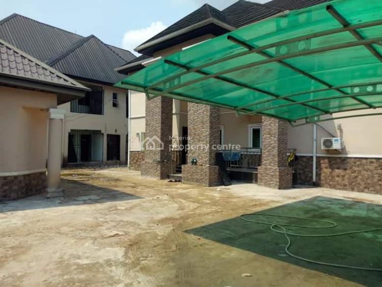 5 Bedrooms Duplex, Block of 4 Flats, 1 Bedroom Flat and Boys Quarters, Located in Owerri, Owerri Municipal, Imo, Block of Flats for Sale