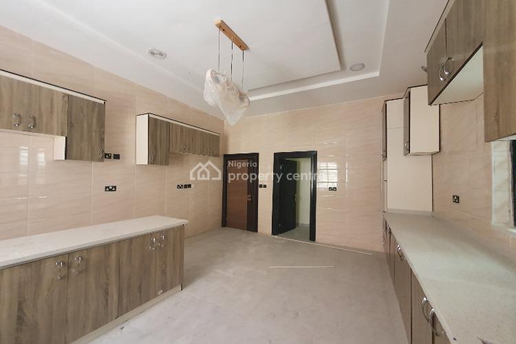Superb Brand New Five (5) Bedroom Detached House with Boys Quarter, Chevron, Lekki, Lagos, Detached Duplex for Sale