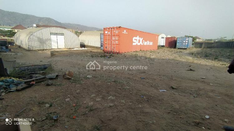 Buildable and Liveable Commercial Plot of Land with C of O, Dawaki, Gwarinpa, Abuja, Commercial Land for Sale