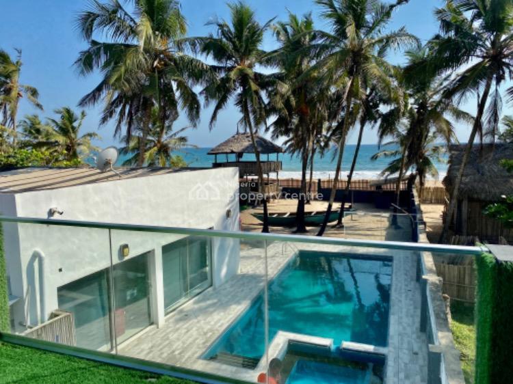 2 Bedroom Beach House, Eleko, Ibeju Lekki, Lagos, Detached Bungalow Short Let