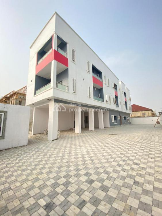 Newly Built 2 Bedroom Apartment Available, Agungi, Lekki, Lagos, Flat for Sale