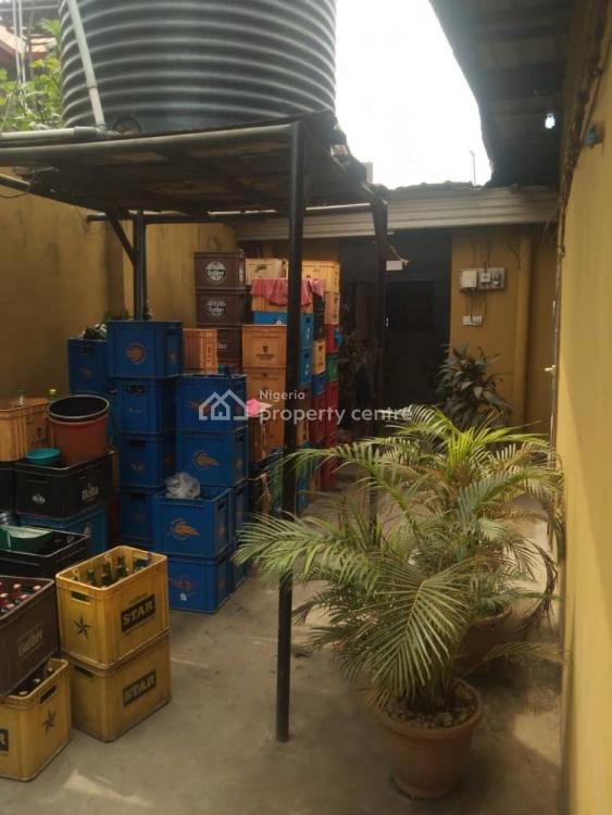 Executive Lounge and Bar / Restaurant in a Commercial Road, Egbeda, Alimosho, Lagos, Hotel / Guest House for Sale