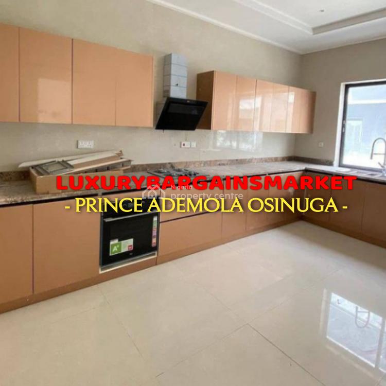 Exclusive Newly Built 5 Bedroom Semi Detached House + Bq, Banana Island Estate, Banana Island, Ikoyi, Lagos, Semi-detached Duplex for Rent