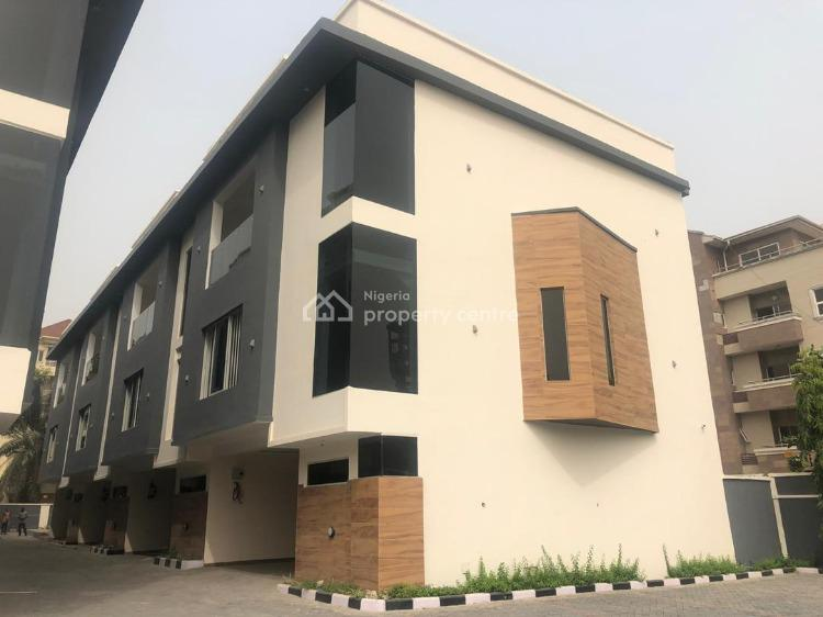 Brand New and Tastefully Finished Serviced 4 Bedroom Terrace Duplex, Adeola Odeku, Victoria Island (vi), Lagos, Terraced Duplex for Sale
